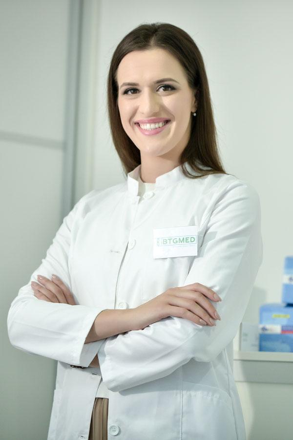 Tatjana Jovanović - Maticne celije SSCB